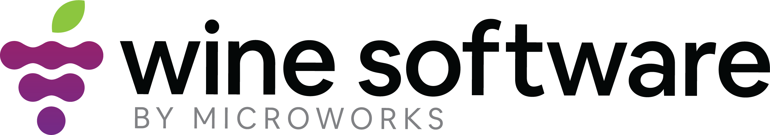 Wine Software by Microworks Logo